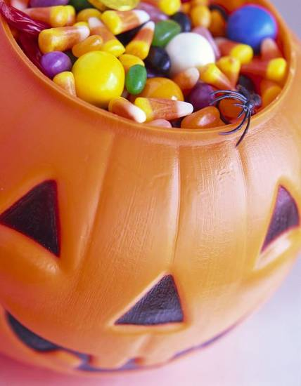 Halloween Candy --- Image by  Royalty-Free/Corbis