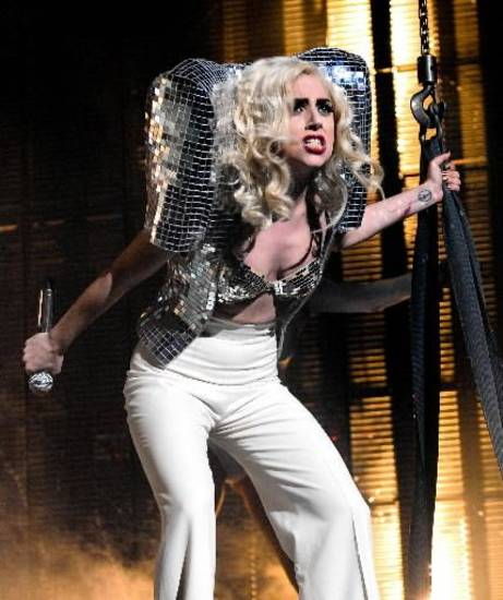 Lady Gaga (AP file photo)