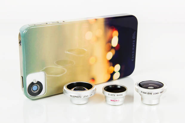 Get a macro, fisheye and telephoto lens for your smart phone at photojojo.com. PHOTO PROVIDED. <strong>Photojojo!</strong>