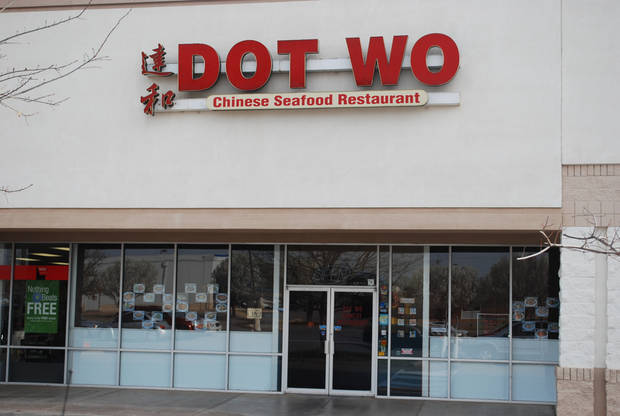 Picture of Dot Wo restaurant in Edmond.