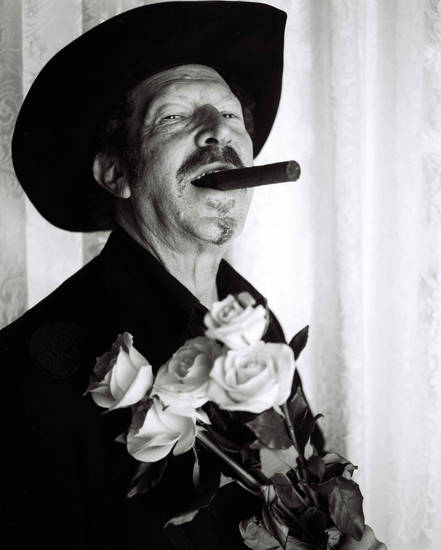 Kinky Friedman. Photo provided. <strong></strong>