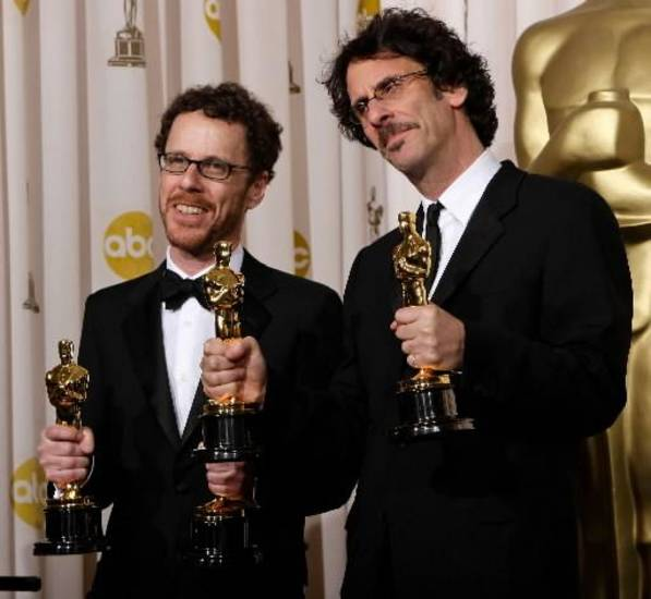 Oscar-winning filmmakers Ethan and Joel Coen (AP file)
