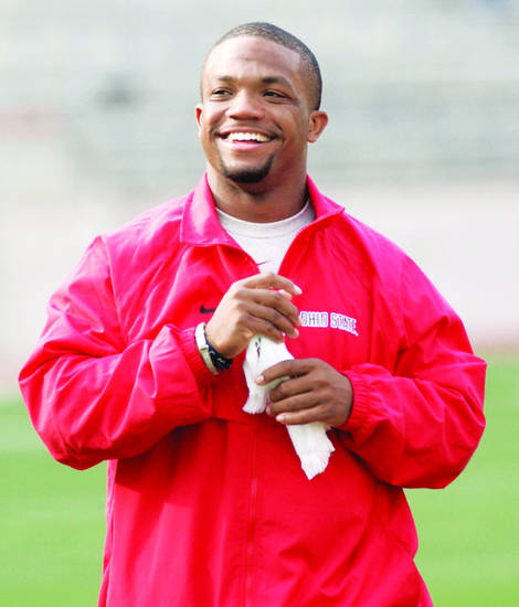 Maurice Clarett (AP Photo Archive)