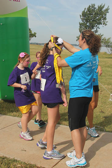 2012 Girls on the Run 5K. PHOTO PROVIDED