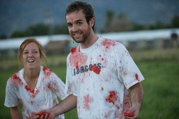 The Tomato Dodge 5K takes place 9:00 a.m. Saturday, Oct. 26, at Wake Zone Cable Park in Oklahoma City. Photo Provided <strong></strong>