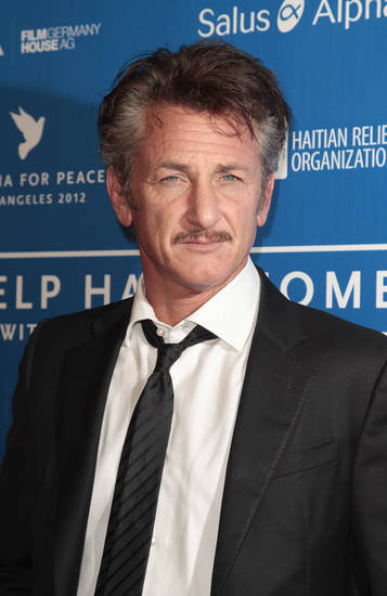 Sean Penn <strong>Jason Redmond</strong>