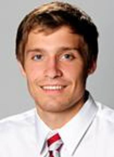 Oklahoma sophomore Jarrod Kruger (Photo courtesy of SoonerSports.com)