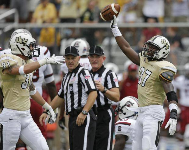 The winner of the Big 12 could play a team like Central Florida in the Fiesta Bowl.