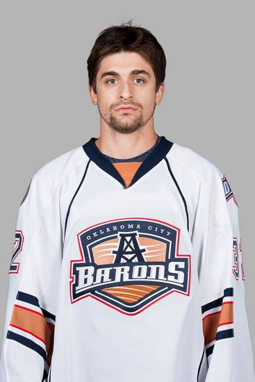 Mark Arcobello scored his 50th point of the season in Saturday&#039;s game. Photo provided