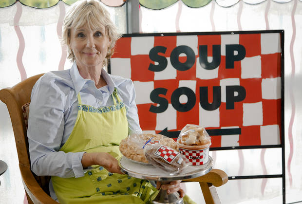 Terry Sinclair's Soup Soup products will now be available at both Gourmet Gallery locations. <strong>CHRIS LANDSBERGER - THE OKLAHOMAN</strong>