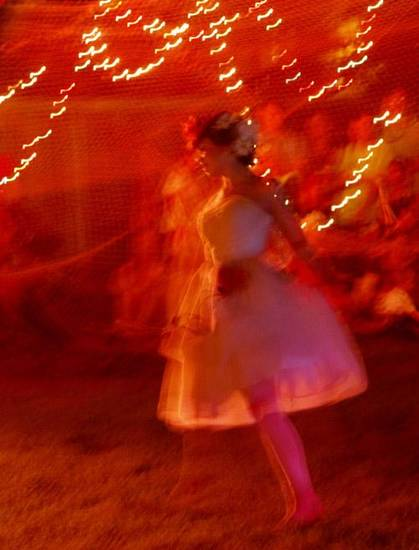 Faerie dancer performs during the Fairy Ball in the Paseo Saturday, September 24, 2011. Photo by Doug Hoke, The Oklahoman. ORG XMIT: KOD