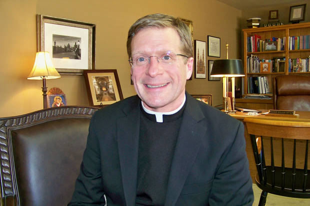 The Rev. William Novak Photo by Carla Hinton <strong></strong>
