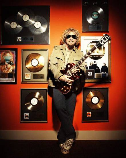 Sammy Hagar. Photo provided. <strong></strong>