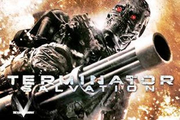 "In the third-person shooter ""Terminator Salvation,"" gamers can play as John Connor and Marcus Wright.. GAMELOFT PHOTO"