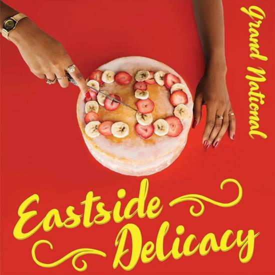 """Eastside Delicacy"" album cover. [Image provided]"