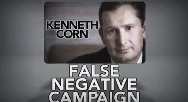 This screen shot shows an ad by Republican lieutenant governor candidate Todd Lamb. &lt;strong&gt;&lt;/strong&gt;