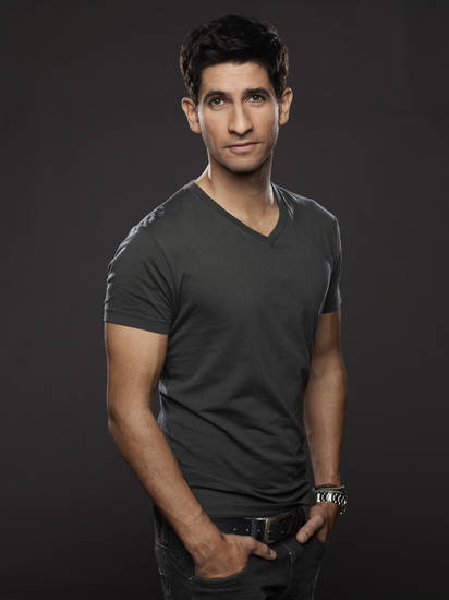 SMASH -- Season:1 -- Pictured: Raza Jaffrey as Dev Sundaram -- Photo by: Patrick Randak/NBC