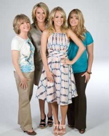 carrie underwood s parents and siblings - Video Search ...