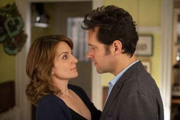 "Tina Fey and Paul Rudd co-star in ""Admission."" Focus Features photo <strong></strong>"