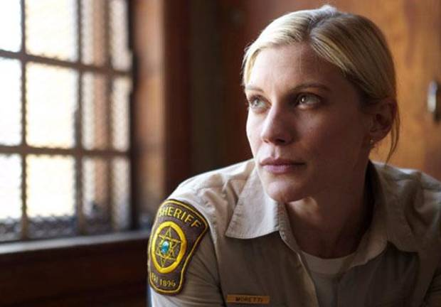 Katee Sackhoff in &quot;Longmire.&quot;