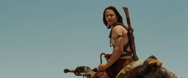 &quot;JOHN CARTER&quot;