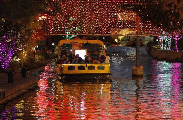 Free water taxi rides are offered in Bricktown. PHOTO PROVIDED &lt;strong&gt;PROVIDED&lt;/strong&gt;