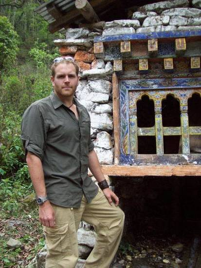 DESTINATION TRUTH -- Pictured: Josh Gates -- Syfy Photo