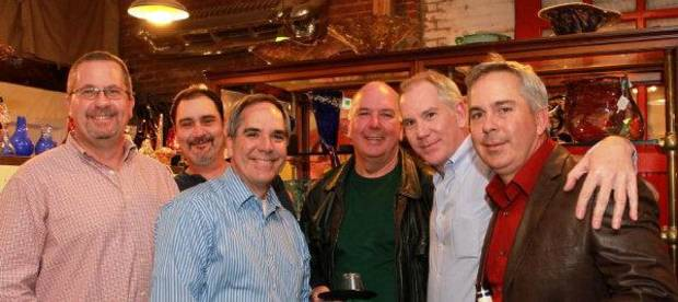 Jerry Jefferson, Richard Duran, Brad Gibson, David Ferguson, Bill Gibson, Blake Gibson. PHOTO PROVIDED <strong></strong>