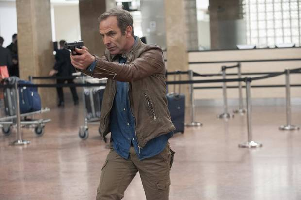 "Robson Green in Cinemax's hit action series ""Strike Back."" - Photo by Liam Daniel/Cinemax"