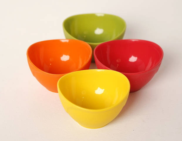 Pinch bowls help your home-cook organize recipes and fill out the stocking. <strong>DOUG HOKE - THE OKLAHOMAN</strong>