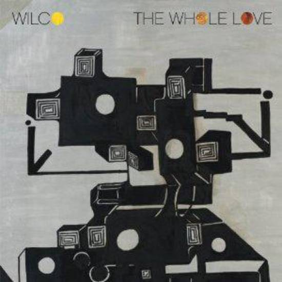 "Wilco ""The Whole Love"" CD cover        ORG XMIT: 1109291601442911"
