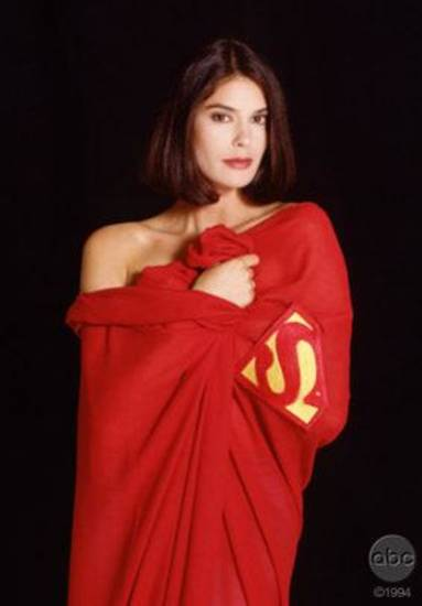 Teri Hatcher as Lois Lane