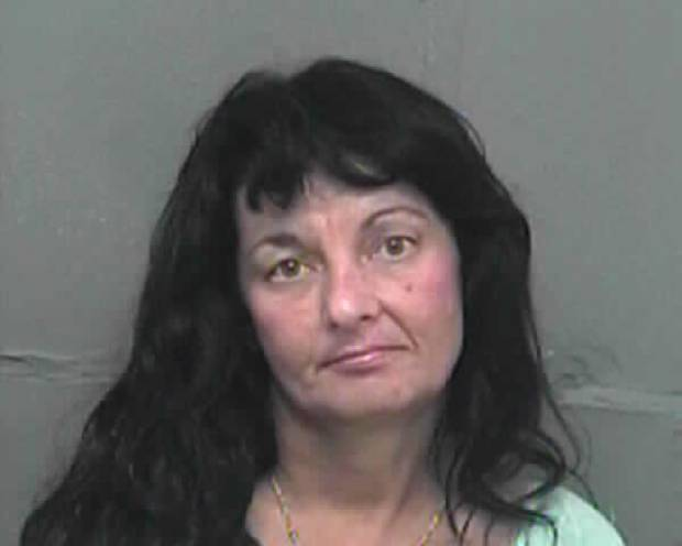 Karen D. Monahan, shown in jail photo in 2006 <strong></strong>