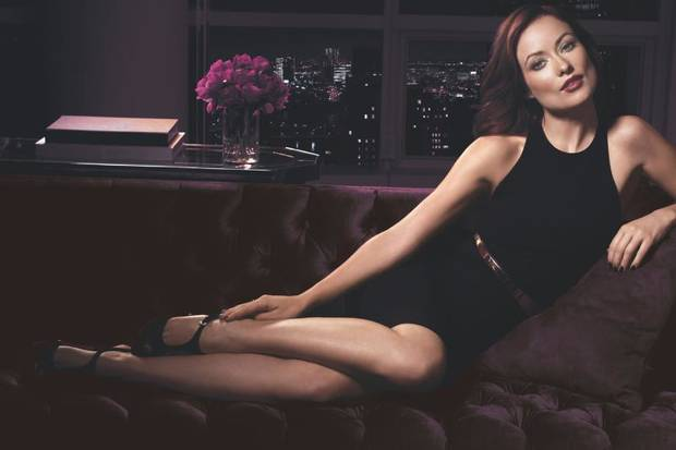Olivia Wilde joins Avon as the new face of Today. Tomorrow. Always. fragrances.  (PRNewsFoto/Avon Products, Inc.)