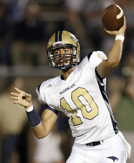 Southmoore's Kendal Thompson is going to the Dreammaker Tour finale in Santa Barbara, Calif. PHOTO BY BRYAN TERRY, THE OKLAHOMAN