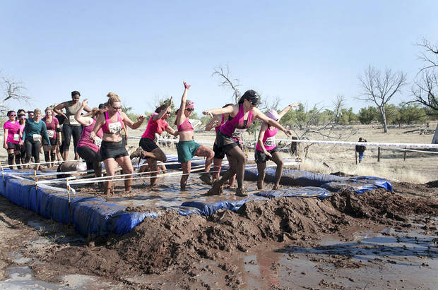 The Dirty Girl Mud Run <strong>PROVIDED</strong>