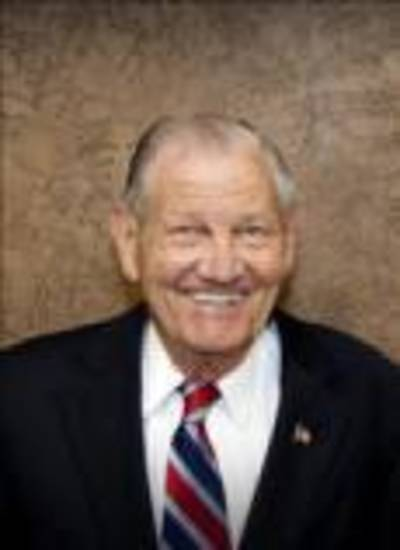 Joe B. Barnes <strong>Photo provided - Photo provided</strong>