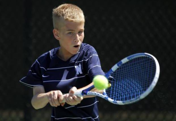 The future is now for Edmond North's David Hager, who won his first championship Saturday.