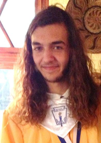 August Reiger, 18, of Oklahoma City, went missing Sunday while on vacation with his family in Ecuador. <strong>PROVIDED</strong>