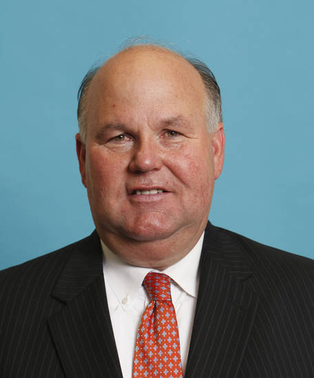 Oklahoma State Auditor and Inspector Gary Jones <strong></strong>