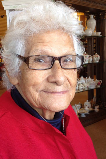 May 20 tornado victim Kathryn Begay, 90, dies. PHOTO PROVIDED. <strong>PROVIDED - PHOTO PROVIDED</strong>