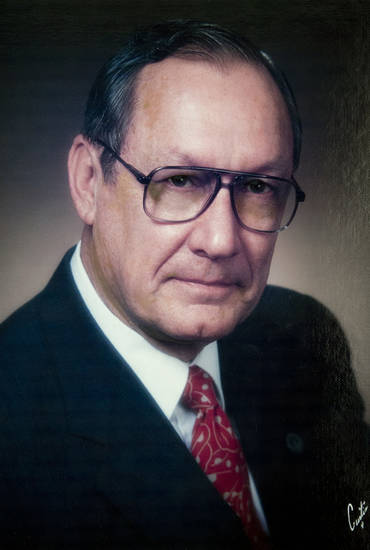 Former UCO President Bill Lillard. <strong>PROVIDED</strong>
