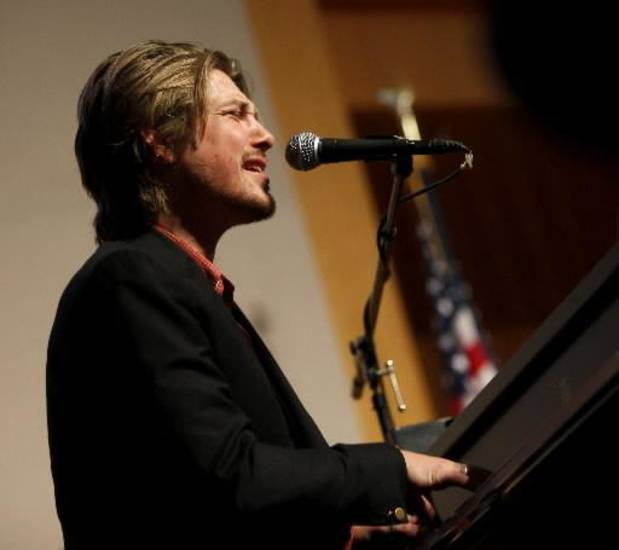 Taylor Hanson (Photo by Bryan Terry, The Oklahoman Archives)