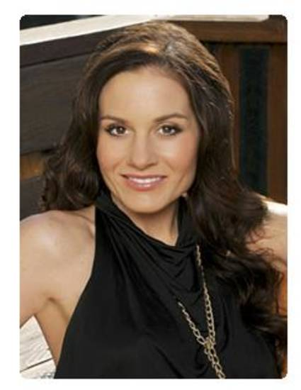 "New ""American Idol"" judge Kara DioGuardi"