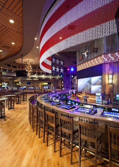 Gilley&#039;s at Choctaw Casino, Durant. &lt;strong&gt; - PROVIDED&lt;/strong&gt;