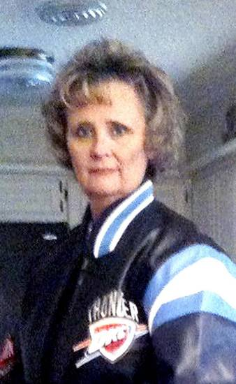 Shirley Graham, of Tulsa