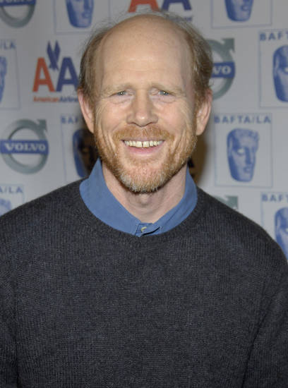 "Ron Howard is an executive producer for ""The Great Escape"" - AP Photo"