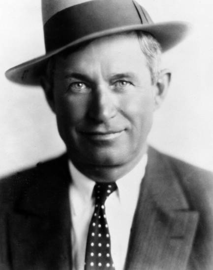 Humorist Will Rogers is seen, date unknown.  (AP Photo)