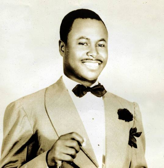 Ernie Fields Sr. Photo provided. <strong></strong>