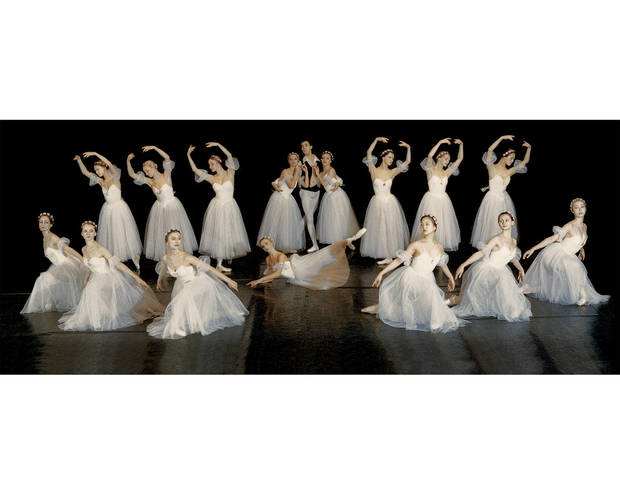Members of the Russian National Ballet   Photo provided <strong>Photo provided</strong>